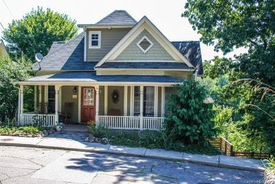 Asheville Single Family Home For Sale: 24 Jefferson Drive