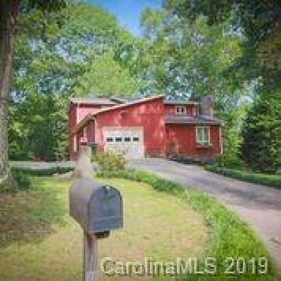 Cherryville Single Family Home For Sale: 110 Hidden Valley Street