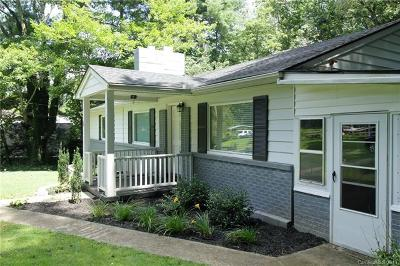 Asheville Single Family Home For Sale: 96 Madeline Avenue