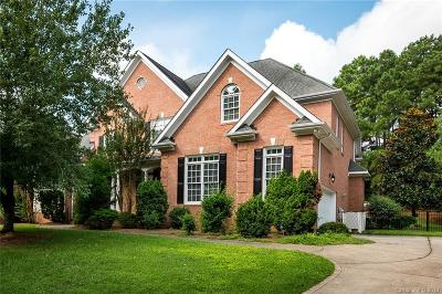 Charlotte Single Family Home For Sale: 12408 Three Lakes Drive