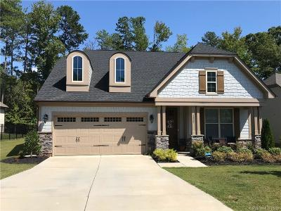 Waxhaw Single Family Home For Sale: 1829 Sutter Creek Drive #238
