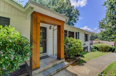 Asheville Single Family Home For Sale: 14 White Pine Court