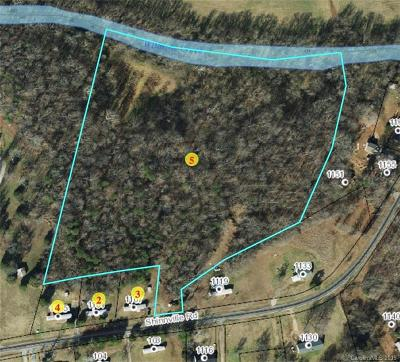 Iredell County Residential Lots & Land For Sale: Shinnville Road