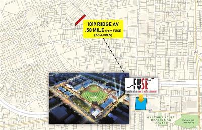 Gastonia Residential Lots & Land For Sale: 1019 Ridge Avenue