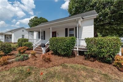 Kannapolis Single Family Home For Sale: 771 Dale Earnhardt Boulevard
