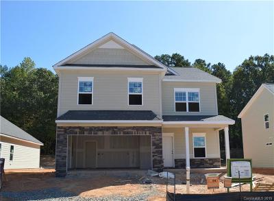 Stanly County Single Family Home For Sale: 318 Harrison Lane #79
