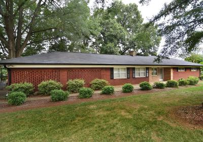 Catawba County Single Family Home For Sale: 3655 County Home Road
