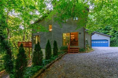 Buncombe County Single Family Home For Sale: 6 White Oak Trail