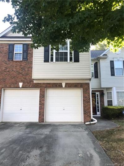 Charlotte Single Family Home For Sale: 12613 Cedar Crossings Drive