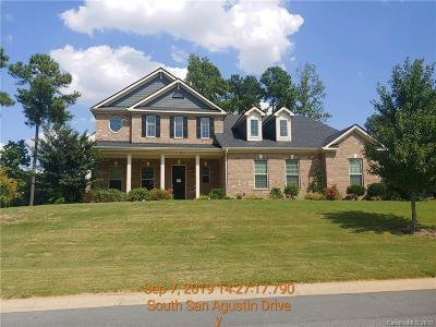 Mooresville Single Family Home For Sale: 107 S San Agustin Drive