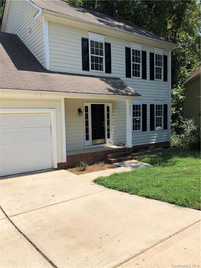 Charlotte Single Family Home For Sale: 6906 Culloden More Court #134