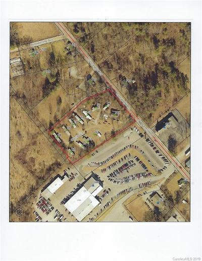 Henderson County Commercial Lease For Lease: 707 Duncan Hill Road