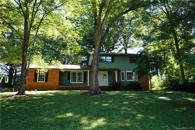 Catawba County Single Family Home Under Contract-Show: 3118 Sharon Street