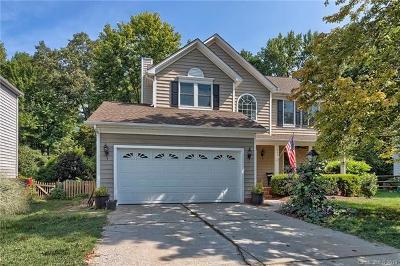 Davidson Single Family Home For Sale: 549 Delburg Street