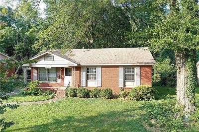 Single Family Home Under Contract-Show: 4123 Westcliff Drive