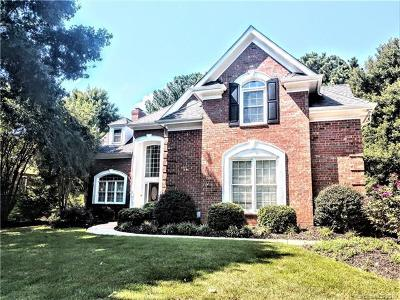 Charlotte Single Family Home For Sale: 10520 Old Wayside Road
