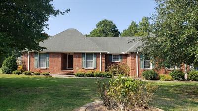 Lancaster Single Family Home Under Contract-Show: 2322 Ellison Circle
