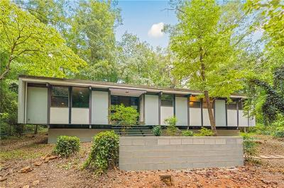 Catawba County Single Family Home For Sale: 1075 5th Avenue NW