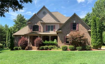 Mooresville Single Family Home For Sale: 105 Wolf Hill Drive #23