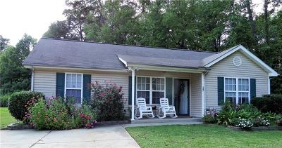 Charlotte Single Family Home For Sale: 347 Touch Me Not Lane