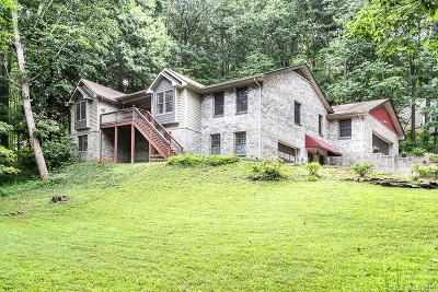 Buncombe County Single Family Home For Auction: 16 Foothills Road