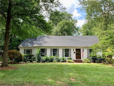 Charlotte Single Family Home For Sale: 3942 Hough Road