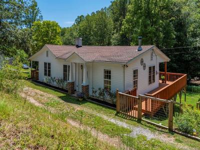 Candler Single Family Home For Sale: 360 Youngs Cove Road