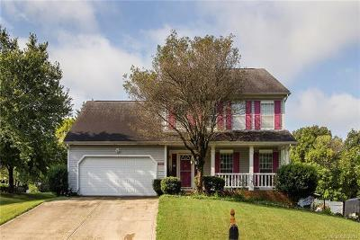 Charlotte NC Single Family Home For Sale: $223,500
