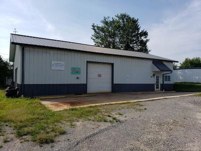 Henderson County Commercial Lease For Lease: 46 North Mills River Road