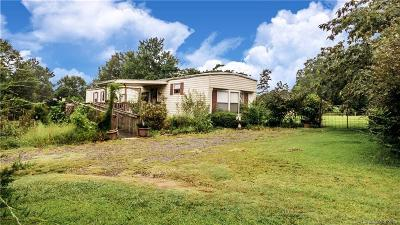 Cherryville Single Family Home For Sale: 5544 Highway 182 Highway