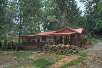 Waynesville Single Family Home For Sale: 18705 Great Smoky Mountain Expressway