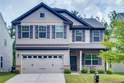 Charlotte Single Family Home Under Contract-Show: 16118 Long Talon Way