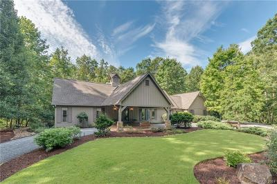 Tryon NC Single Family Home Under Contract-Show: $435,000
