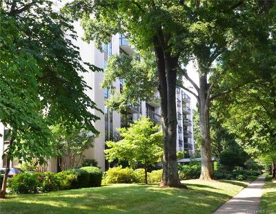 Myers Park Condo/Townhouse For Sale: 2222 Selwyn Avenue #602