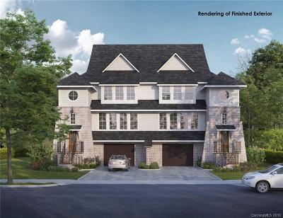 Charlotte Condo/Townhouse For Sale: 1413 Lomax Avenue