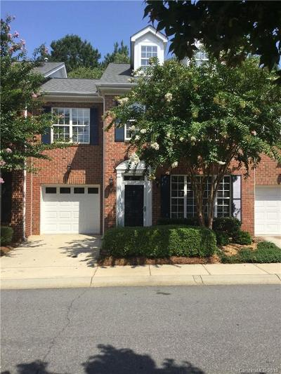 Condo/Townhouse For Sale: 14519 Adair Manor Court