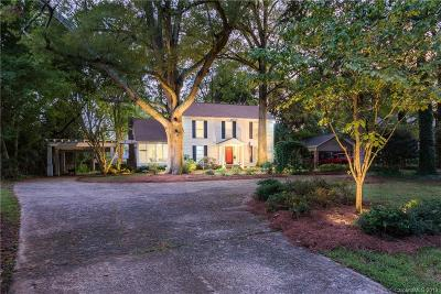 Charlotte Single Family Home For Sale: 2310 Providence Road