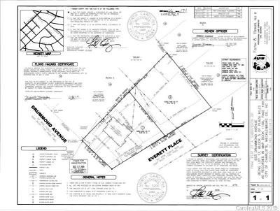 Charlotte Residential Lots & Land For Sale: Everett Place #2