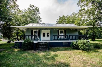 Statesville Single Family Home For Sale: 2276 Buffalo Shoals Road