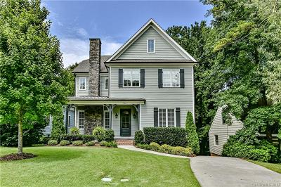 Charlotte Single Family Home For Sale: 703 McAlway Road