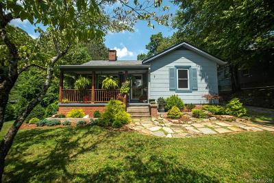 Black Mountain Single Family Home Under Contract-Show: 208 Border Street