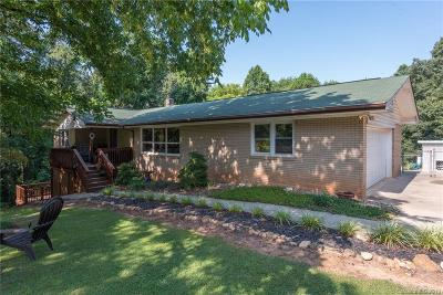 Asheville Single Family Home For Sale: 20 Wedgefield Place
