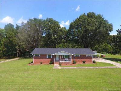 Anson County Single Family Home For Sale: 516 Lakeview Drive