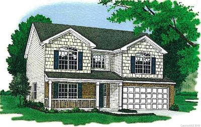 Waxhaw Single Family Home For Sale: LOT 34 Trace Creek Drive
