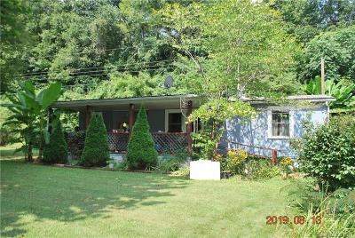 McDowell County Single Family Home For Sale: 148, 139 Lessie Morris Road