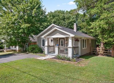 Buncombe County Single Family Home Under Contract-Show: 11 Oakcrest Drive