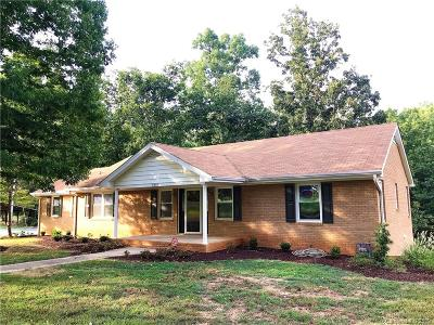 Monroe Single Family Home For Sale: 2408 Old Camden Road