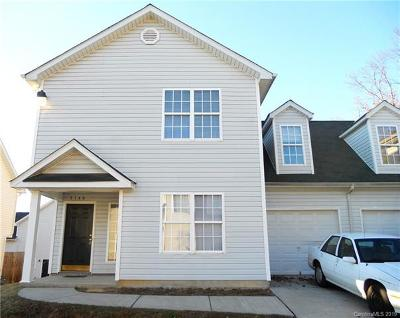 Charlotte Condo/Townhouse For Sale: 5140 Brooktree Drive