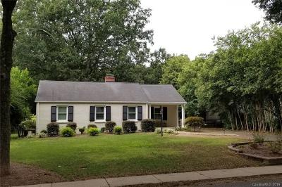 Charlotte Single Family Home For Sale: 752 Poindexter Drive