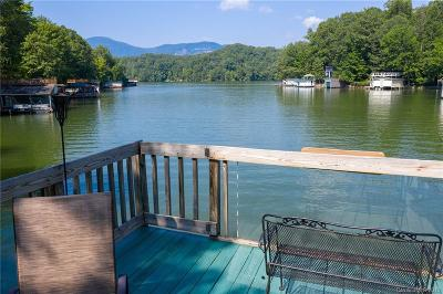 Lake Lure Single Family Home For Sale: 141 Falcon Drive
